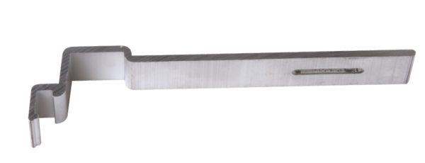 Fensterbankhalter Halter Sichtmauerwerk Aluminiumhalter