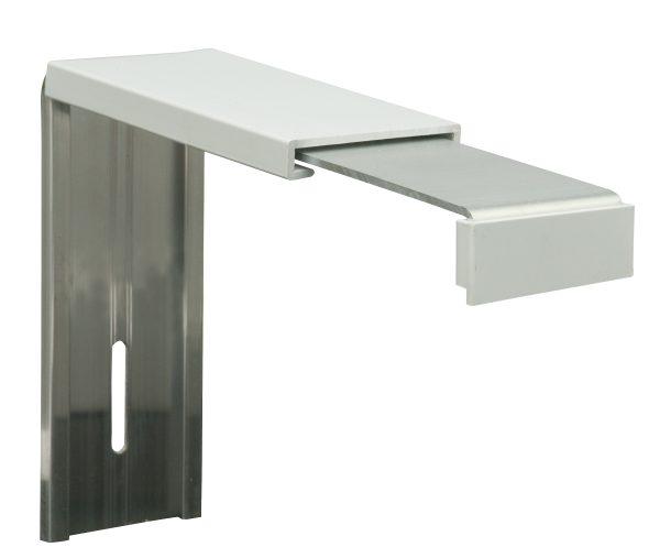 Fensterbankhalter Wärmedämmverbundsystem Isohalter TG thermisch getrennter Halter Aluminium Fensterbank WDVS